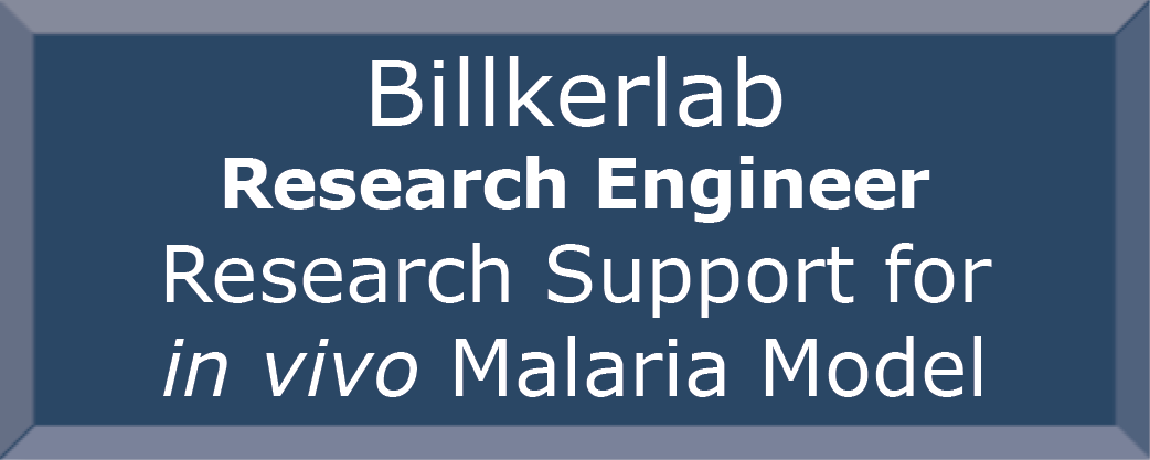 Billkerlab Research Engineer Malaria model