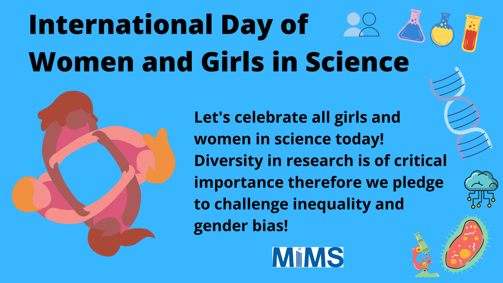International Day of Women and Girls in Science MIMS 2021